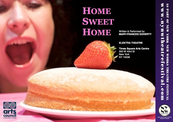 Home Sweet Home - Poster - NYNW Theatre Festival