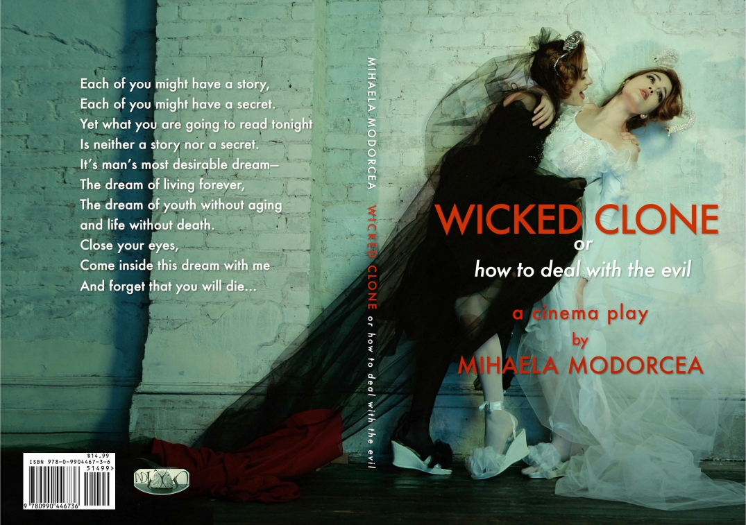 WICKED CLONE cinema play cover Feb 12 2016 Barnes and Noble