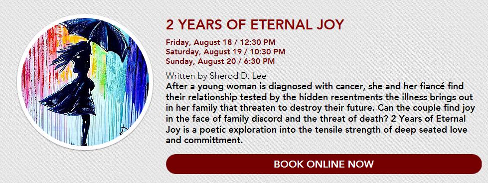 2 Years of Eternal Joy
