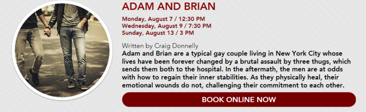 Adam and Brian