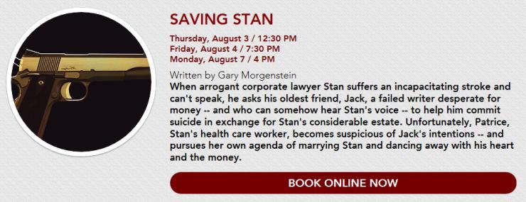 Saving Stan