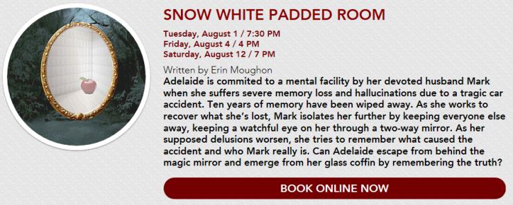 Snow White Padded Room