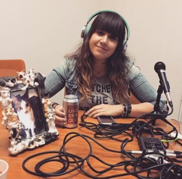 Chelsea White Podcast Pic