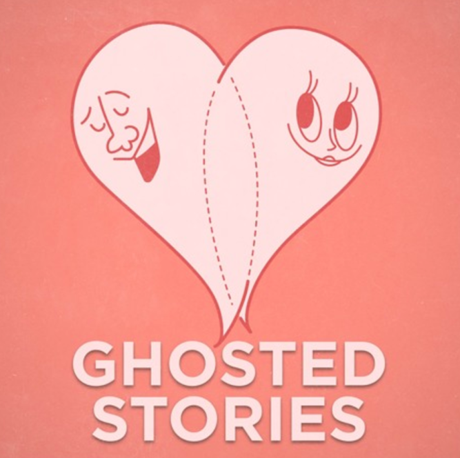 Ghosted Stories Logo