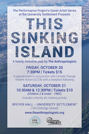 The Sinking Island