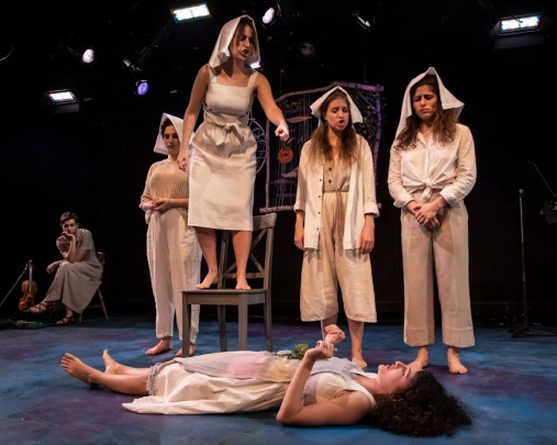 """Between the Threads, (Jewish Women Project)"" directed by Coral Cohen, HERE"